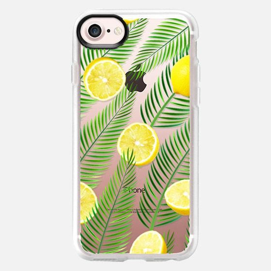 Lemons iPhone & iPod Case - Wallet Case