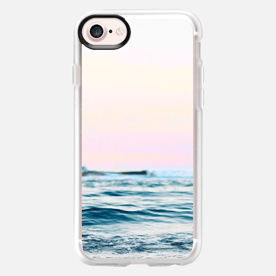 Dreamy Ocean iPhone and iPod Case - Wallet Case