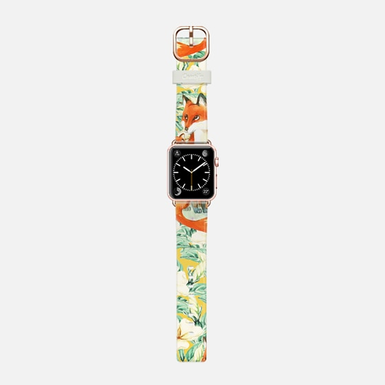 Jackals Watch Band - Casetify Band