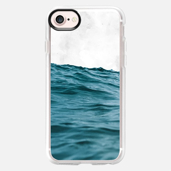Ocean & Marble iPhone and iPod Case - Wallet Case