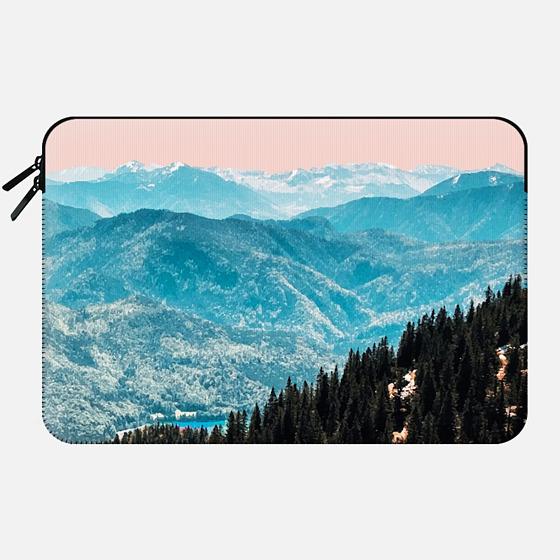View Macbook Pro and Clutch - Macbook Sleeve