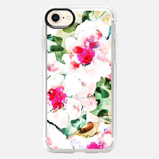 Flower Love iPhone and iPod Case - Snap Case