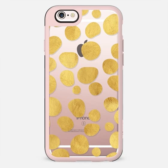 Gold Spots Phone Case - New Standard Case