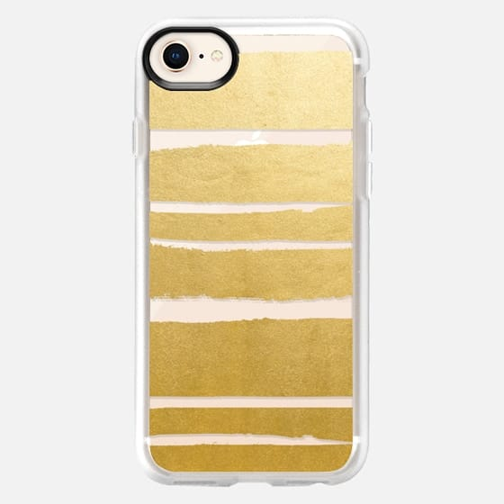 Gold Vibes Only iPhone and iPod Case - Snap Case