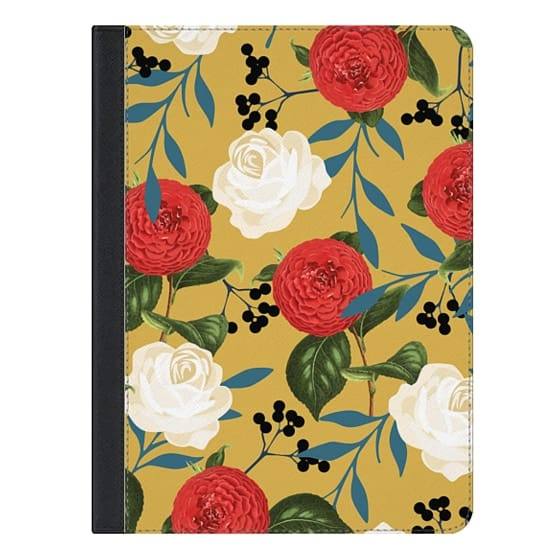 9.7-inch iPad Covers - Floral Obsession iPad Case