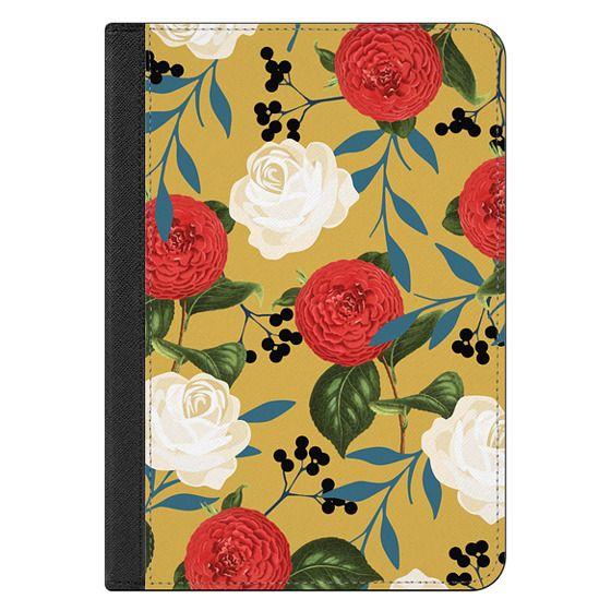 iPad Mini 4 Covers - Floral Obsession iPad Case