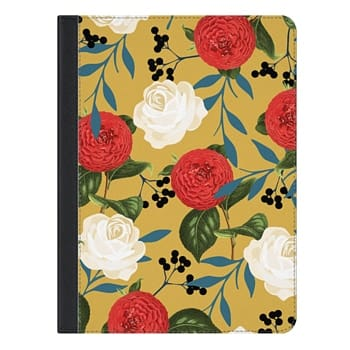 iPad Pro 9.7 Case - Floral Obsession iPad Case