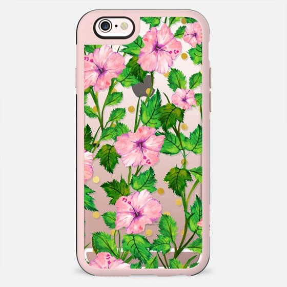 Blush Blossom iPhone and iPod Case