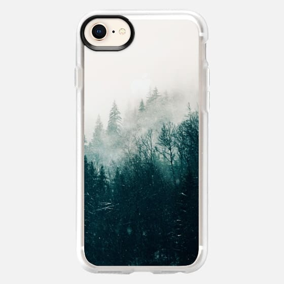The Silent Forest iPhone - iPod Case - Snap Case