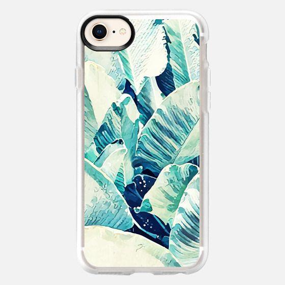 Banana Leaf Crush iPhone & iPod Case - Snap Case