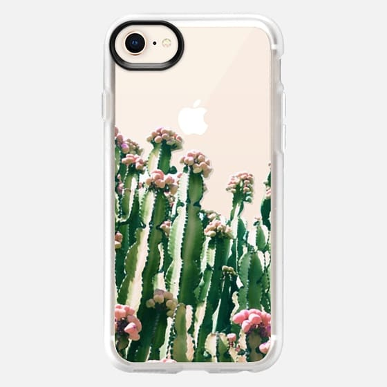 Blush Cactus Iphone and Ipod Case - Snap Case