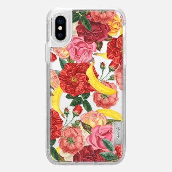 iPhone X Case - Tropical Forest iPhone and ipod Case