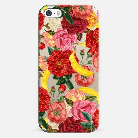 iPhone 5s Case - Tropical Forest iPhone and ipod Case
