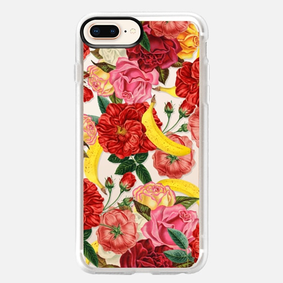 iPhone 8 Plus เคส - Tropical Forest iPhone and ipod Case