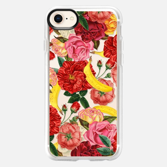 iPhone 8 Coque - Tropical Forest iPhone and ipod Case