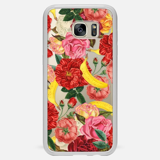 Galaxy S7 Edge 保護殼 - Tropical Forest iPhone and ipod Case