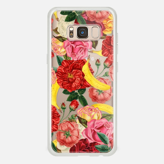 Galaxy S8 Coque - Tropical Forest iPhone and ipod Case