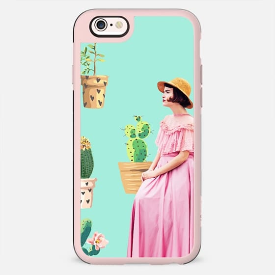 Lady Love iPhone and iPod Case - New Standard Case