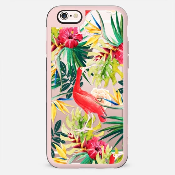 Hawaiian Vibe iPhone and iPod Case - New Standard Case