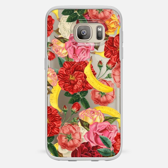 Galaxy S7 保護殼 - Tropical Forest iPhone and ipod Case
