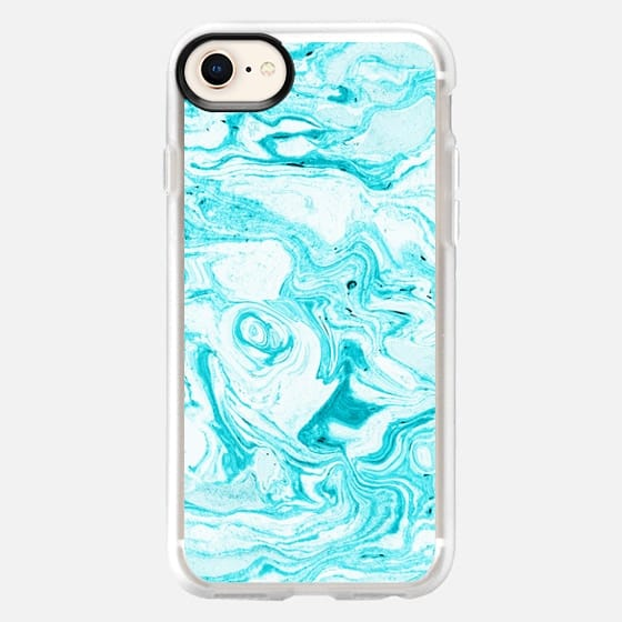 Ocean Blue Marble iPhone and iPod case - Snap Case