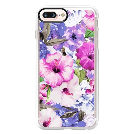 iPhone 6s Cases - Purple Blossom iPhone and iPod Case