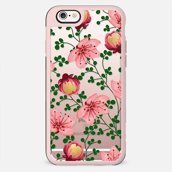Blush Vines iPhone and iPod Case - New Standard Case
