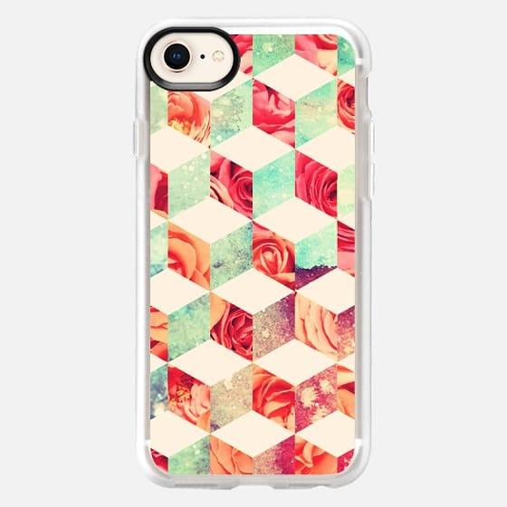Eve's Sweet Garden of Roses iPhone & iPod case - Snap Case