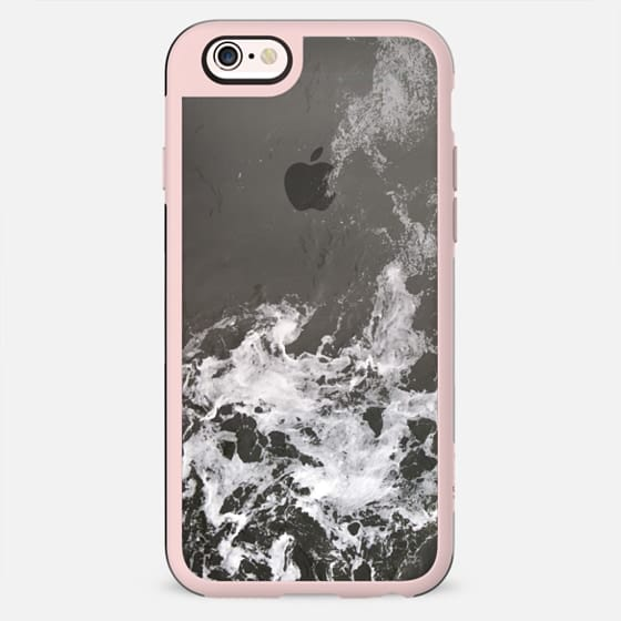 Black Water + Marble iPhone & iPod Case - New Standard Case