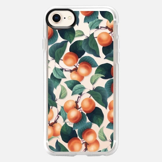 Tropical Fruit iPhone & iPod Case - Snap Case