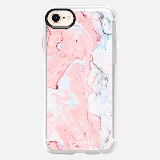 Marble Love iPhone and ipod case - Snap Case