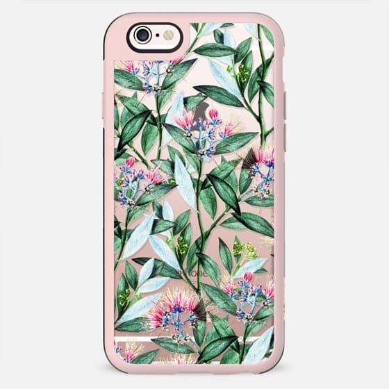 Floral Cure iPhone and iPod Case - New Standard Case