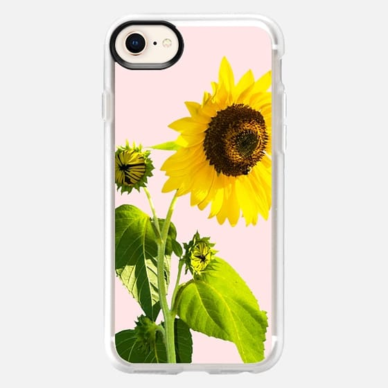 Sunflower v2 iPhone and iPod Case - Snap Case