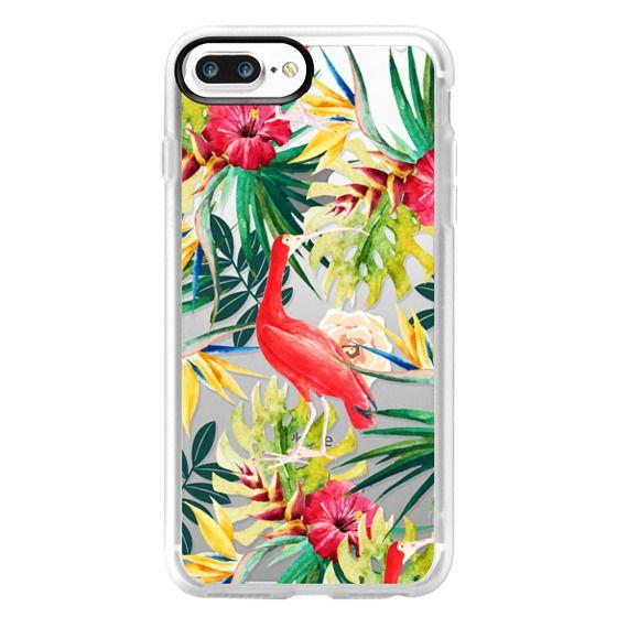 Hawaiian Vibe iPhone and iPod Case