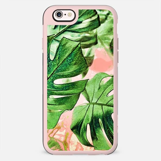 Monstera Beauty Phone Case - New Standard Case