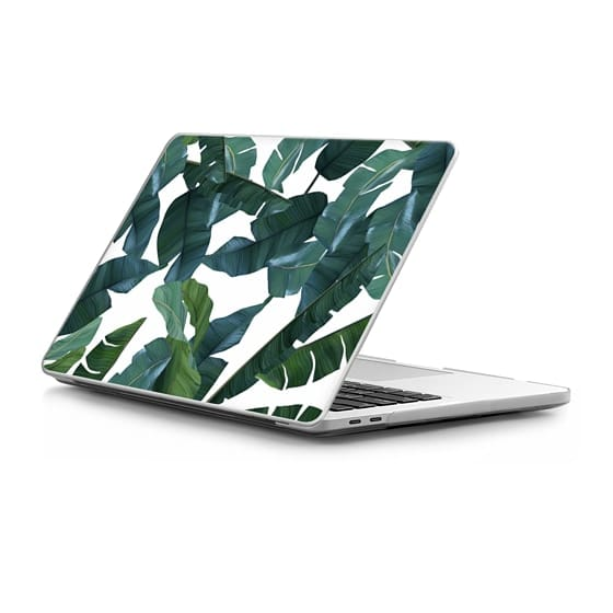 MacBook Pro Touchbar 13 Sleeves - Banana Leaf Decor Mac book Case
