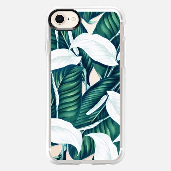 Tropical Winter iPhone and iPod Case - Snap Case