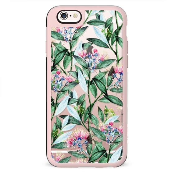 Floral Cure iPhone and iPod Case