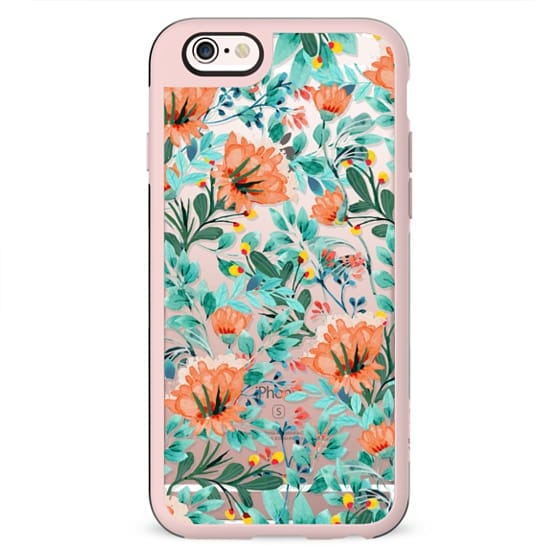 Tangerine Dreams iPhone and iPod Case