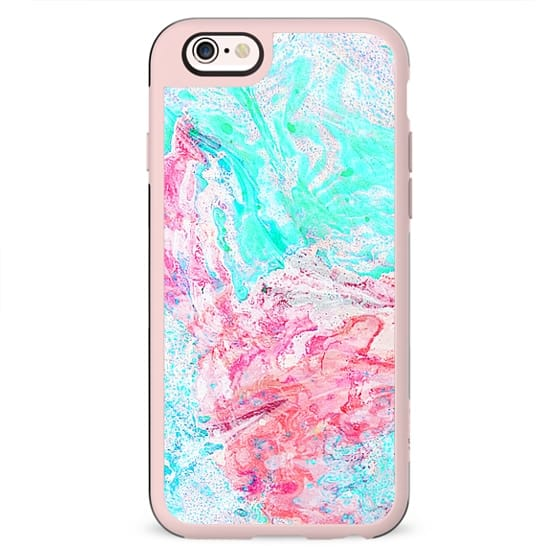 Paper Marble iPhone & iPod Case