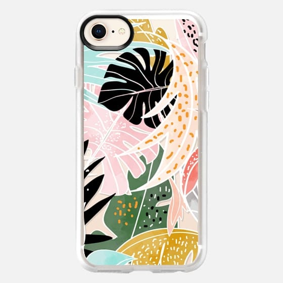 Veronica Phone Clear Case - Snap Case