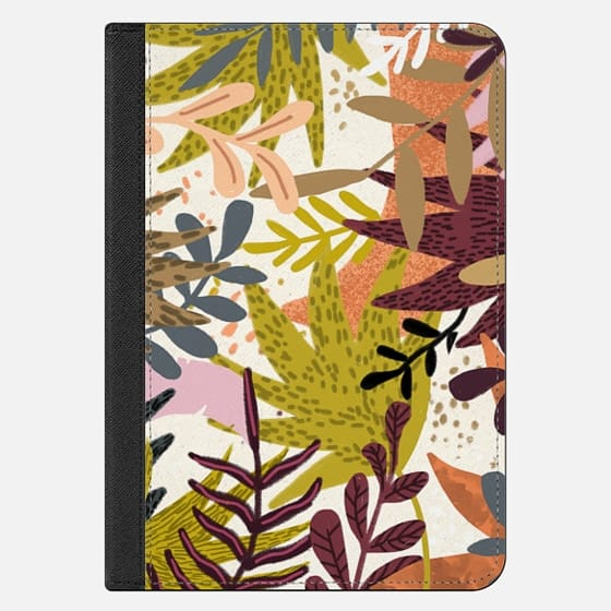 Earthy Forest-v2 iPad Case -