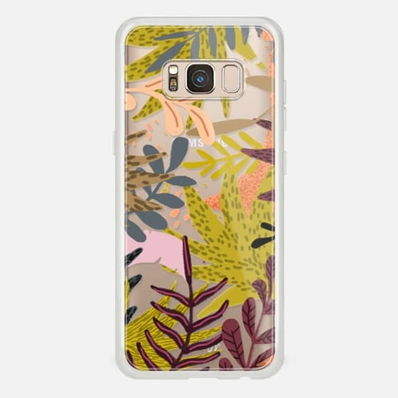 Earthy Forest-v2 Phone Clear Case - Classic Snap Case