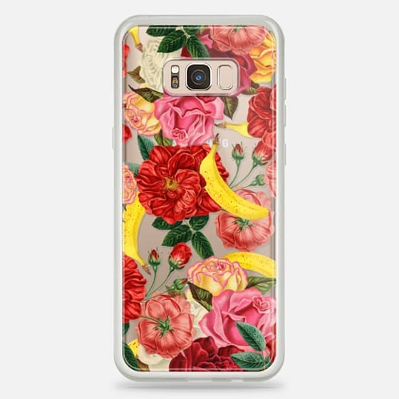 Galaxy S8+ Case - Tropical Forest iPhone and ipod Case