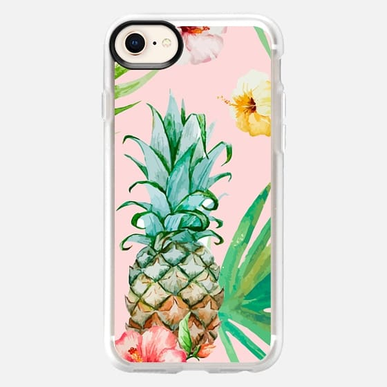 Hawaii V1 iPhone - iPod Case - Snap Case