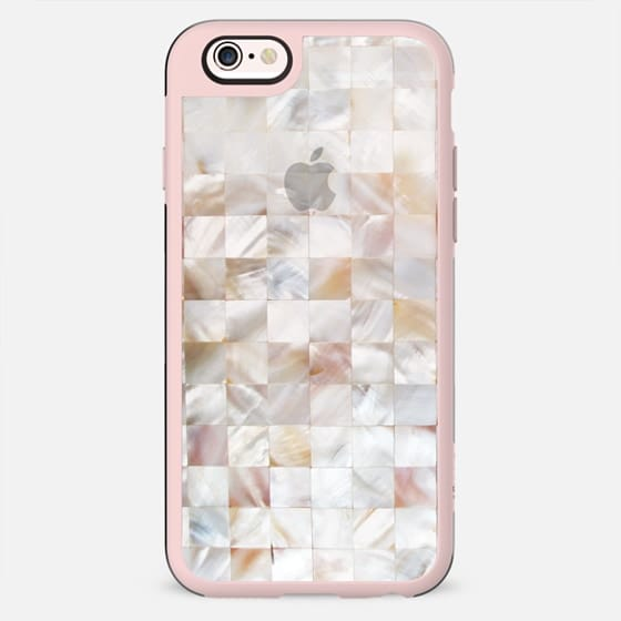 Mother of Pearl iPhone - iPod Case - New Standard Case