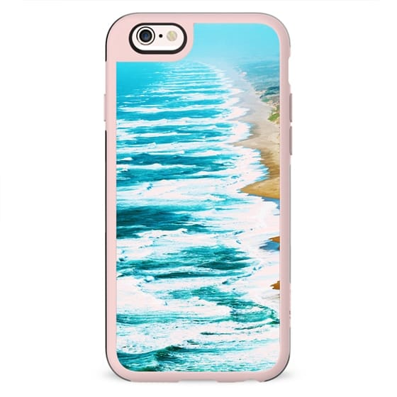Live By The Sea Phone Case