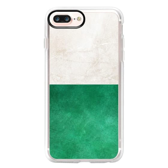 iPhone 7 Plus Cases - Pearl & Emerald iphone and ipod case