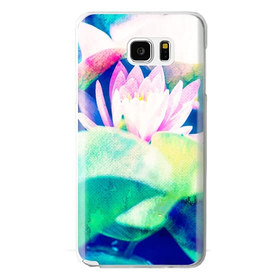iPhone 6s Cases - Watercolor Lotus Phone Case