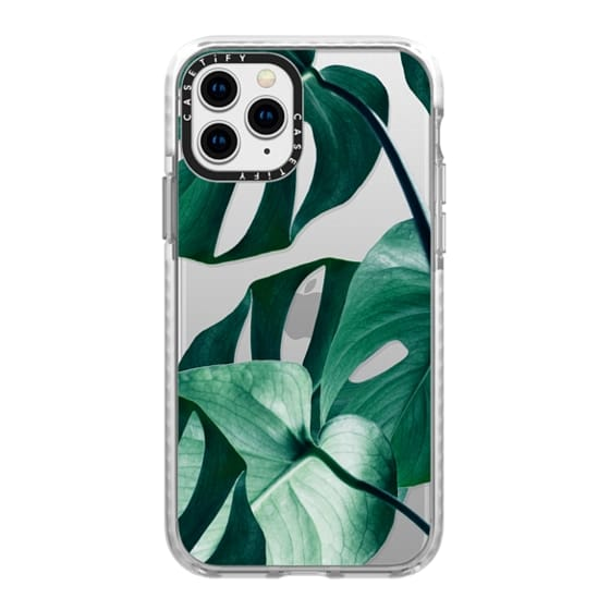 iPhone 11 Pro Cases - Monstera Phone Case